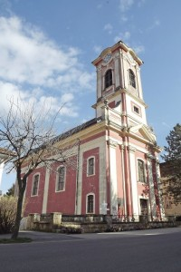 Tokaji templom